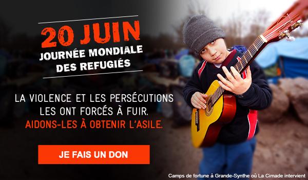 Journée Mondiale des Réfugiés 2018